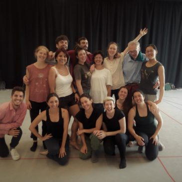 Let´s dance: short laboratory for big movement lovers